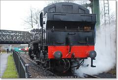 15XX 0-6-0PT 1501  Peterborough NVR  December 27th 2014 i (Bristol RE) Tags: peterborough 1500 severnvalleyrailway nvr 1501 nenevalleyrailway 15xx 060