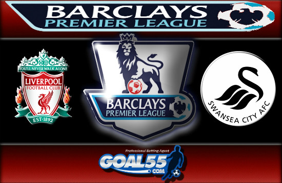 Prediksi Skor Liverpool Vs Swansea City 30 Desember 2014