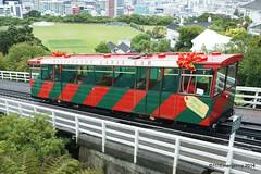 Wellington Cable Car (111 Emergency) Tags: christmas car cable wellington