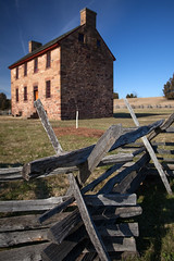 Historical Fence Friday (T-3 Photography) Tags: house history stone canon fence virginia south battle historic civilwar manassas historical battlefield friday eastern 1740mm americanhistory warbetweenthestates 5dmarkii