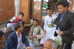 Sana'a (EleanorGiul ~ http://thevelvetrocket.com/) Tags: yemen sanaa イエメン iémen йемен justinames 也门 arabpeninsula locallifeinyemen httpthevelvetrocketcom เยเมน