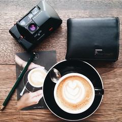2014-12-10 05.37.00 1 (Andyka Setiabudi) Tags: camera coffee pentax lg g3 cameraporn pc35af pentaxpc35af lgg3