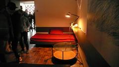 room (sr_formica) Tags: barcelona architecture modern vintage design 50s bertoia midcentury