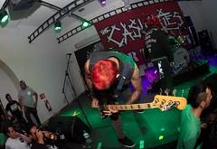 The Casualties (Ever Pirata) Tags: méxico punk guadalajara lives conciertos casualties 2015 thecasualties foroindependencia setlistme aragaconciertos