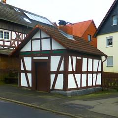 Kirschgarten Backhaus (blasjaz) Tags: germany backhaus mcke hesse vogelsberg kirschgarten vogelsbergkreis blasjaz mckemerlau kirschgartenmcke