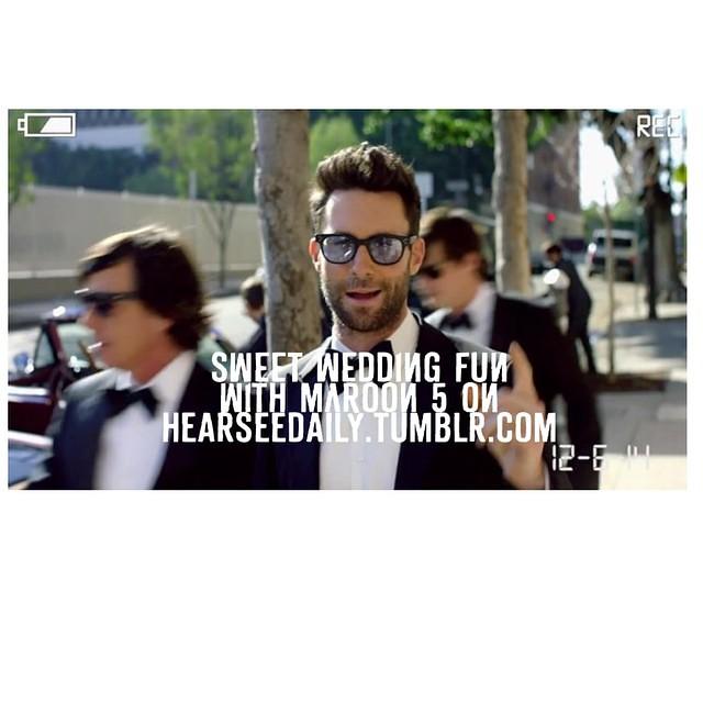 Maroon 5 Sugar on www.hearseedaily.tumblr.com #maroon5 #sugar #pop #popculture #popcultureblog #rock #music #musicblog #blog #junop #aj #ajjunop #hearseedaily #adamlevine
