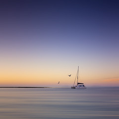 _MG_5427B (TonivS) Tags: sunset sea relax yacht sub fineart calm sail wsphotos catfine3art sublandscapes