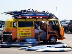 Give up everything (frankieleon) Tags: california sun beach vw volkswagen interestingness interesting bestof surf surfing tourist business cc creativecommons surfboard popular beachbum vwbus frankieleon
