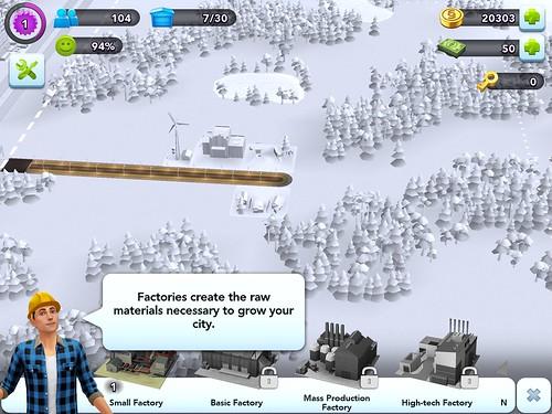 SimCity BuildIt Info: screenshots, UI