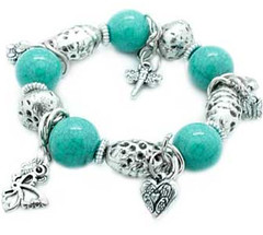 Glimpse of Malibu Blue Bracelet K1 P9510A-1