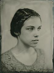 N... (Jürgen Hegner) Tags: portrait bw analog ambrotype wetplate haare collodion schwarzweis fkd 13x18cm kollodium ambrotypie jürgenhegner fkd13x18camera leitzepis32