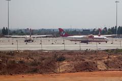 Kingfisher ATR 72's (Rami Khanna-Prade) Tags: airport bangalore international aéroport blr atr72500 kempegowda bengaluru atr72212a vtdkj vobl bengaluruinternationalairport devanahalliairport msn733 kempegowdainternationalairport ಬೆಂಗಳೂರುಅಂತಾರಾಷ್ಟ್ರೀಯವಿಮಾನನಿಲ್ದಾಣ aéroportinternationalkempegowda aéroportinternationaldebangalore