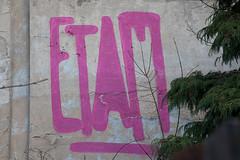 Etam Cru (blindeyefactory.) Tags: streetart wall graffiti baloon poland publicart lodz 2011 polandstreetart etamcru blindeyefactory galeriaurbanforms streetart2014 etamcrustreetart lodezstreetart