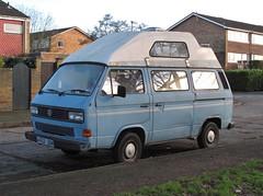 motorhome campervan volkswagent3