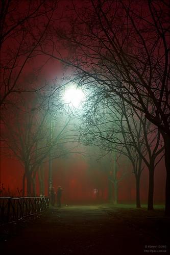 Красный туман