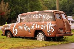 Old Car City, USA - White, GA (SeeMidTN.com (aka Brent)) Tags: white ga georgia bartowcounty roadsideamerica junkyard oldcarcity oldcarcityusa us411 vintage vintagecars bmok bmokcar