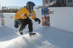 Red Bull Crashed Ice_45565.jpg (Mully410 * Images) Tags: winter snow cold ice minnesota track skating stpaul 360 racing skaters practice saintpaul redbull shootout alexbecker redbullcrashedice2015