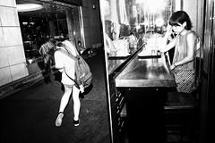 (Tokyo) (Bananocrate - ) Tags: street tokyo flash fujifilm  strobo xpro1