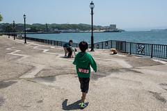 Seaside park 7 (kmmanaka) Tags: japan harbor 5thavenue battleship usnavy nagasaki sasebo seasidpark