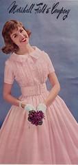 Teena Paige for Marshall Field 1959 (moogirl2) Tags: retro 50s marshallfields 1959 vintageads seventeenmagazine vintagefashions vintageseventeenmagazine 50sfashions teenspaige