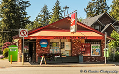 Crescent Park Store (R. Sawdon Photography) Tags: old store crescentbeach cornerstore crescentpark
