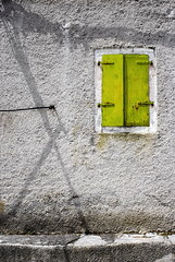 Croatie / Croatia (Joseff_K) Tags: green wall croatia vert shutter mur croatie volet