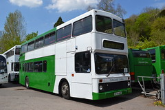 Cotswold Green R176HHK (Will Swain) Tags: county uk travel england west bus green english buses yard fife britain garage south country transport may cotswolds vehicles vehicle depot stroud 8th stagecoach cotswold nailsworth 2016 16176 r176hhk