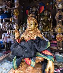 Religious figurines (mindweld) Tags: mysore devarajamarket devarajursmarket