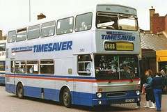 2953 (DY) D953 NDA (WMT2944) Tags: travel west midlands nda timesaver 2953 d953