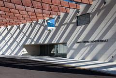 Ismaili Centre (Jack Landau) Tags: toronto ontario canada architecture centre khan aga ismaili moriyamateshima charlescorreaassociates makiandassociates