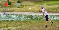 Dave Feldberg Putting Hole 7 (AJVaughn.com) Tags: fountain grass alan del golf james j championship jump memorial fiesta tour camino outdoor lakes beta hills national vista scottsdale disc vaughn foutain pdga 2016 ajvaughn ajvaughncom alanjv