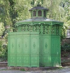 Elegant Public Toilet (mikecogh) Tags: berlin heritage wc elegant quaint publictoilet