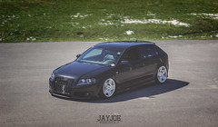 AUDI S3 (JAYJOE.MEDIA) Tags: low static a3 lower audi s3 lowered slammed stance lowlife bagged airride stanced 3sdm