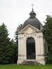 Mausoleum at Žale Cemetery, Ljubljana, Slovenia (Wiebke) Tags: mausoleum ljubljana slovenia europe vacationphotos travel travelphotos žale žalecentralcemetery cemetery centralnopokopališčežale pokopališče bežigrad bezigrad