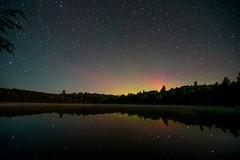 Starry Summer Night (Golden_Arrow) Tags: lake stars tea algonquin