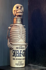 Skele-Gro Bottle (arteephact) Tags: bottle harrypotter universalstudios 2016 diagonalley wizardingworld knockturnalley skelegro sal1650 sonya77ii 1650mm28dt