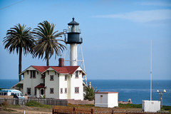 The new Point Loma Lighthouse (3scapePhotos) Tags: ocean california new lighthouse point pacific sandiego loma pointloma 3scapephotos