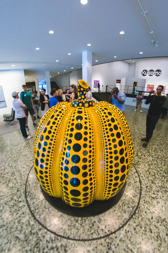 """Kusama: At the End of the Universe""""   2016-013 - a photo on Flickriver"""