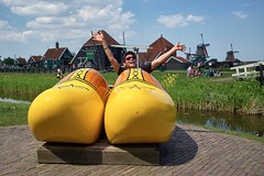 Clogs (Photoauge.) Tags: clogs zaanse holzschuhe