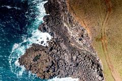 Iceland coast (Christian ) Tags: landscape island iceland natur landschaft birdseye arial vogelperspektive