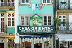 Porto (hans pohl) Tags: houses windows art portugal architecture façades maisons cities porto villes fenêtres publicités