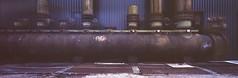 tubes (moritzpetra42) Tags: industry film century analog hall gone nrw analogue slides bochum ruhrgebiet pott jahrhunderthalle 6x17 dayi