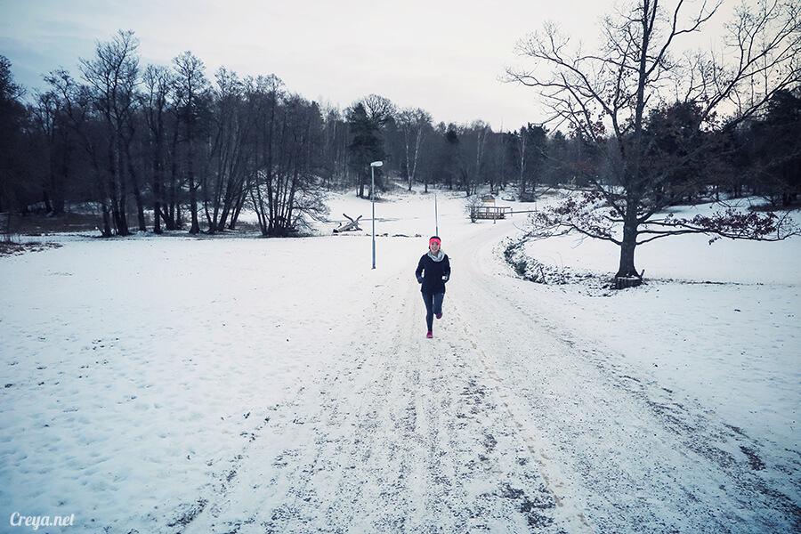 2016.06.23 ▐ 看我歐行腿 ▐ 謝謝沒有放棄的自己,讓我用跑步遇見斯德哥爾摩的城市森林秘境 22