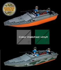 Colors_vinyl_1 (Cooper Works 70) Tags: cooper works stickers lego custom gun boat