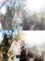 BA (walkthelightphotography) Tags: korean wedding traditional singapore beautifulshangrila ritualpeople couple together marriage unite love shangrilahotel