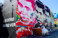Legend Forever (Mayu ;P) Tags: streetart art graffiti la losangeles rip ali greatest legend brainwash muhammadali 2016 mbw boser mrbrainwash greatestofall thierryguetta