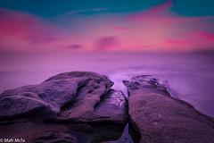 12012014-Mafrmcfa-08833-1.jpg (Mafr-Mcfa) Tags: agua mediterraneo cielo amanecer nube catalua mar arena roca gerona espaa playa