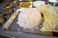 Je t'adore. (- Ali Rankouhi) Tags: india puttaparthi lunch
