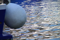 water reflection and buoy - Marseille vieux port (Jeanne Menj) Tags: water reflection buoy marseille vieuxport