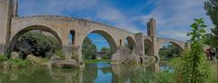 Romeinse brug van Besal (Meino NL) Tags: besal pontdebesal romanbridgeofbesal romeinsebrugvanbesal elfluvi costabrava espaa espagne catalunya cataloni spain spanje
